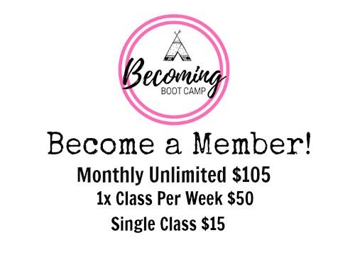memberbecoming